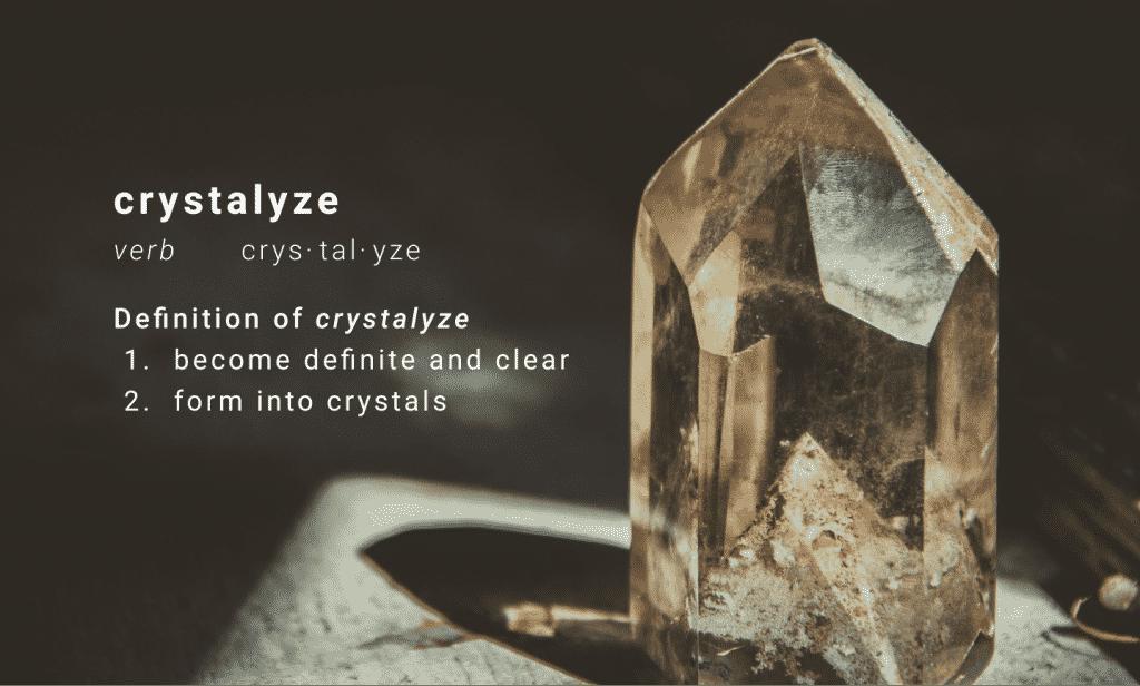 crystalyze-definition