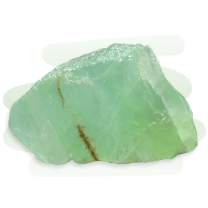 Green Calcite is a yellow-green to bright emerald green translucent, smooth and waxy stone.